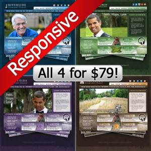 responsive-church-4pack